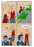 Jeanne Nocturne vs Deviant Universe P2