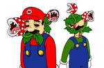 Mario Planted by ViktorMatiesen