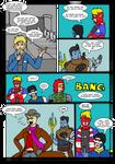 Jeanne Nocturne vs Thunder Force Page 1