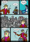 Jeanne Nocturne vs Thunder Force Page 2