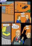 Deviant Universe Presents: SUNBURN Part 1  (page1)