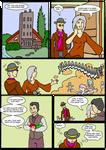 DU July Challenge: Chapter 2: Medieval Times 3/4