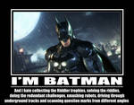 Im Batman... by ViktorMatiesen