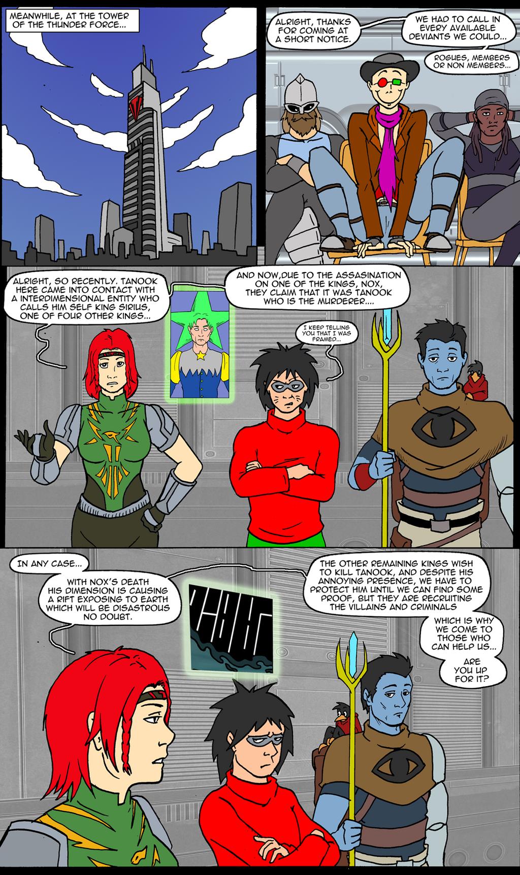 DU Kingdom Come Part 1 Page 4 by ViktorMatiesen