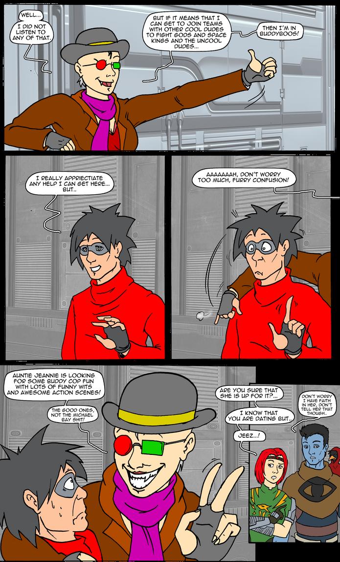 DU Kingdom Come Part 1 Page 5 by ViktorMatiesen