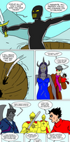 DU Kingdom Come Chapter Three Page 1 by ViktorMatiesen