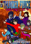 THUNDER FORCE UNLIMITED WORLD'S END 1 COVER