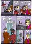 THUNDER FORCE UNLIMITED WORLD'S END CH 1 PAGE 3