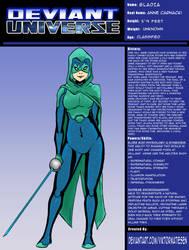 DEVIANT UNIVERSE HERO: GLADIA