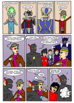 THUNDER FORCE UNLIMITED WORLD'S END CH 1 PAGE 1
