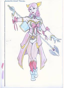 Champion's Pizza: Enchanted Knight Princess