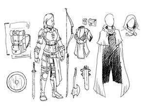 Ragnhild Redux Design