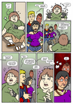 Goldstar: Of Wishes and Miracles Issue One Page 23