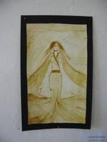 Girl in Kimono by ViktorMatiesen