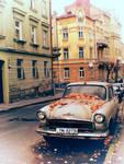 car in colour