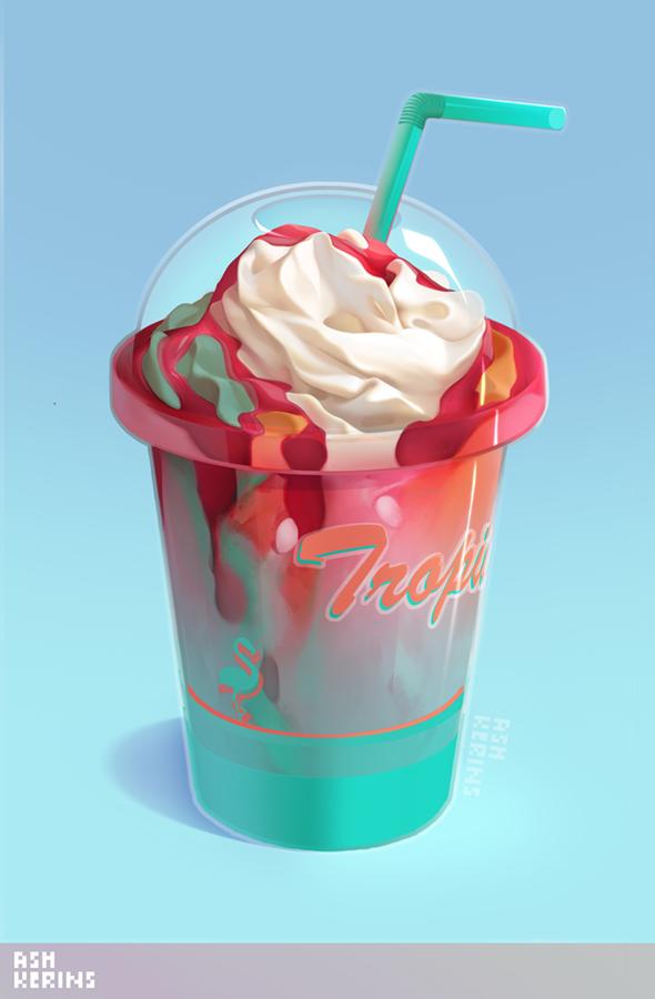 Milkshakes by AshKerins