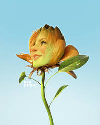 Ashley the Plant