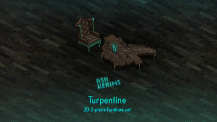 Turpentine Furniture by AshKerins