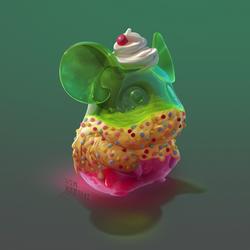 Texture Study: Sprinkles