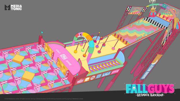 Fall Guys: Hit Parade Concept 1