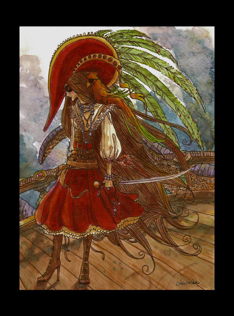 Goddess by mythicalfanclub