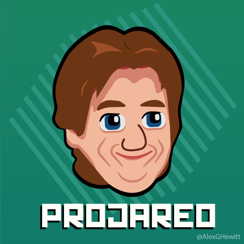 Projared Normal Boots by SubliminalGeniusProjared Face