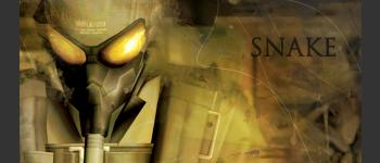 Naked Snake by tominatorv3