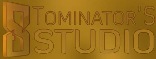 Logo Tominator's studio by tominatorv3