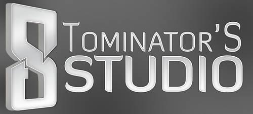 Logo Tominator's studio v2 by tominatorv3
