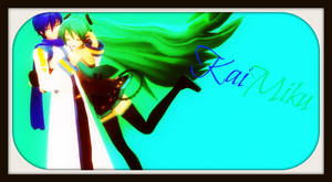 MMD - KaiMiku IS FOR RUCHAN AND FANS by Shichi-4134