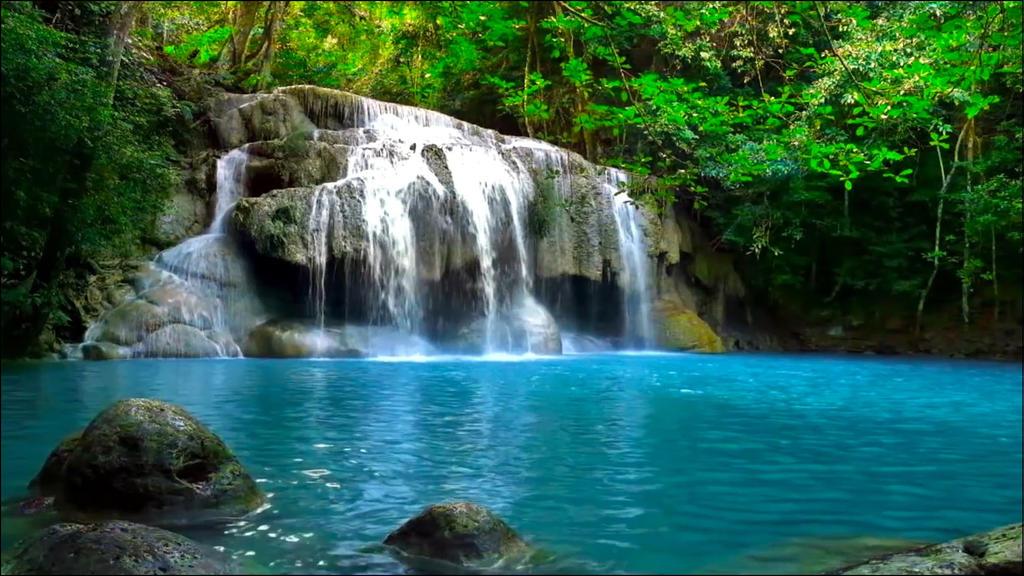 Waterfall by GalaxyPotato16