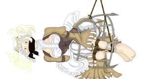 Lissa Dragon Emblem - Commission by RighteousBoyII