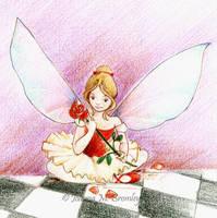 Valentines Ballerina