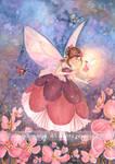 Plum Blossom Fairy