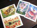 5x 7 Etsy archival prints