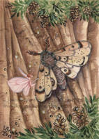 ACEO Tucked to Sleep by JoannaBromley