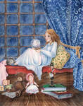 Clara's Lullaby by JoannaBromley