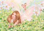 Four Leaf Clover Fairy