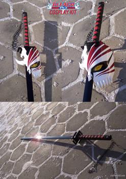 Bleash - Ichigo cosplay kit