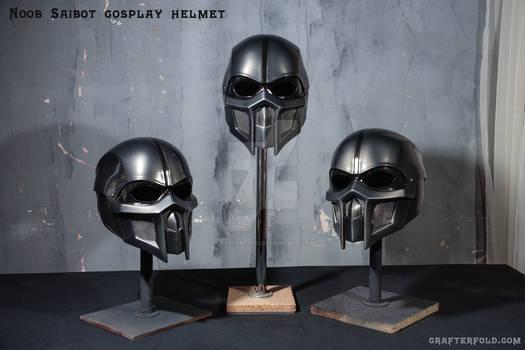 mortal kombat noob saibot cosplay helmet