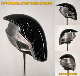 Zer0 Borderlands2 cosplay helmet