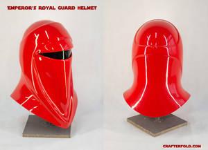 emperor's royal guard - helmet