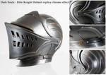Dark Souls - helmet replica by CrafterFold