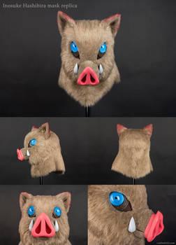 Inosuke Hashibira mask replica
