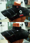 Imperial officer's shoulders replica by CrafterFold