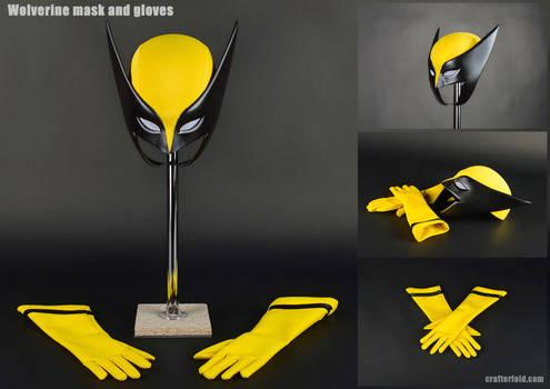 Wolverine X-Men Cosplay Set