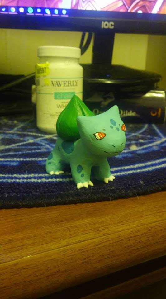 Bulbasaur, Complete by Kage-Lop-Sama