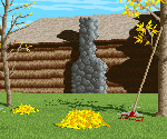 Jon Talbain and Smiley Fall 2 by The-Coop