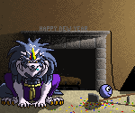 Jon Talbain and Smiley Happy New Year by The-Coop