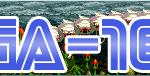 SEGA-16 Bio-Hazard Battle banner by The-Coop